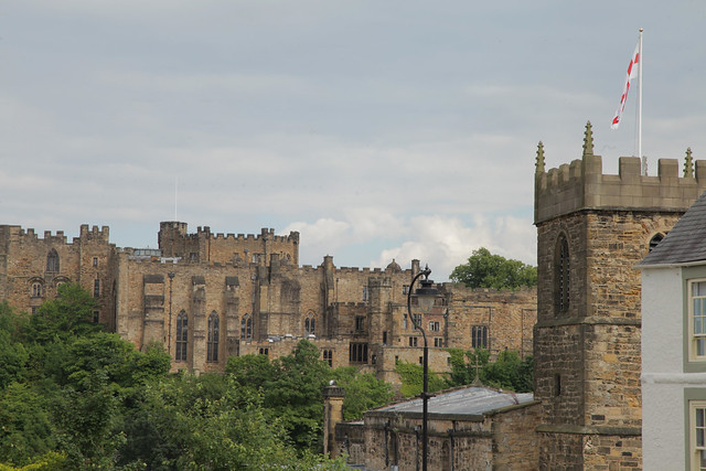 Durham Castle View