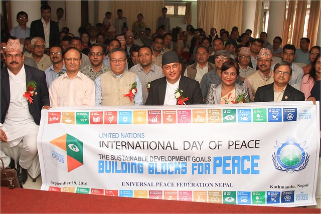 Nepal-2016-09-19-International Day of Peace Celebrated in Nepal