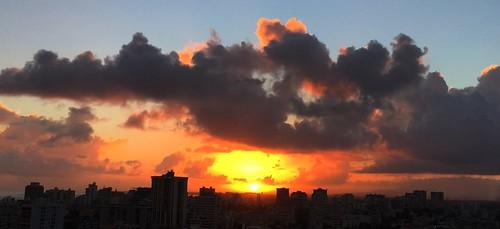 sunrise puertorico amanecer sanjuan santurce jcz iphoneography juancristobalzulueta juanczulueta juancristobalzuluetaorellana juanczuluetao jczo