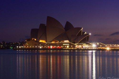 longexposure morning sunrise dawn sydney australia nsw newsouthwales operahouse