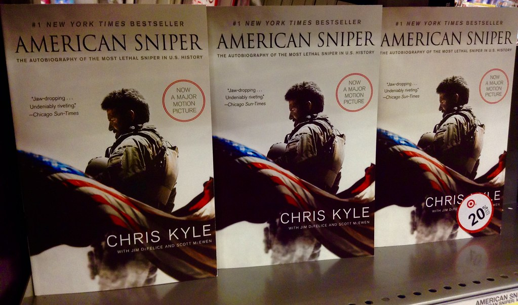 American Sniper, Target Store, 2/2015, by Mike Mozart of T… | Flickr