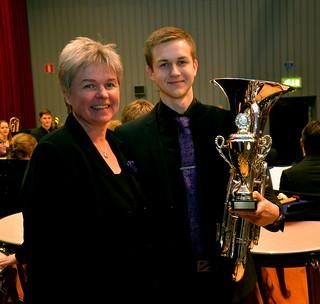 Jonathan Wickström - Solistprisvinnare i grupp 3