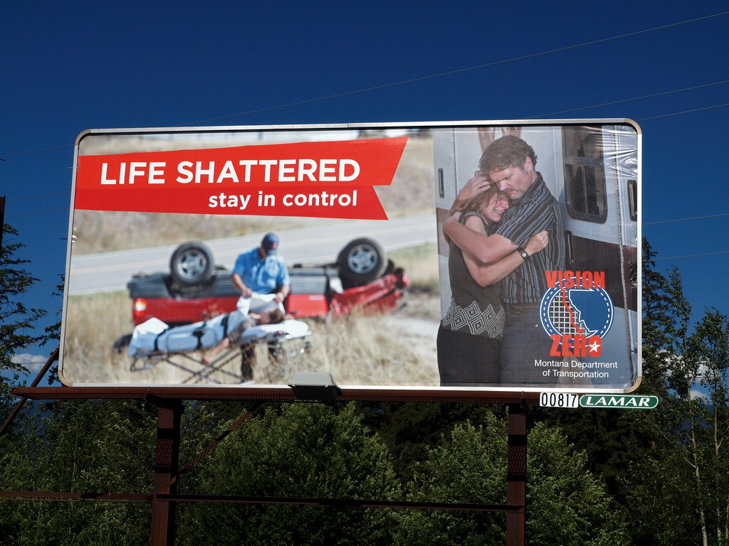 life shattered - Stay in Control | Montana Department of tra