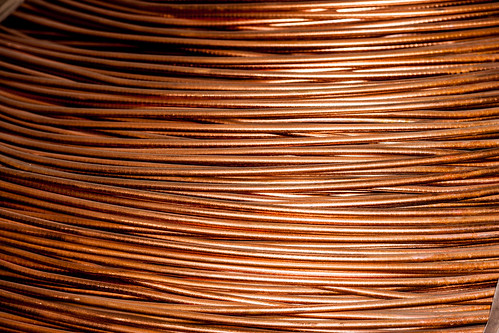 Copper Wire Rods | by Trafigura Images