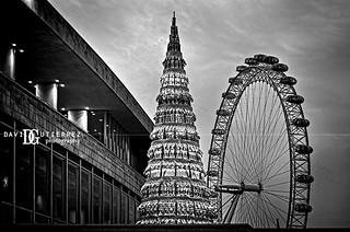 Merry Christmas From London | by davidgutierrez.co.uk