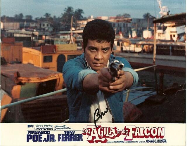 Ang Agila at ang Falcon, 1973
