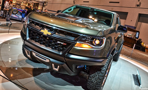 2015 Chevrolet Colorado ZR2 Photo
