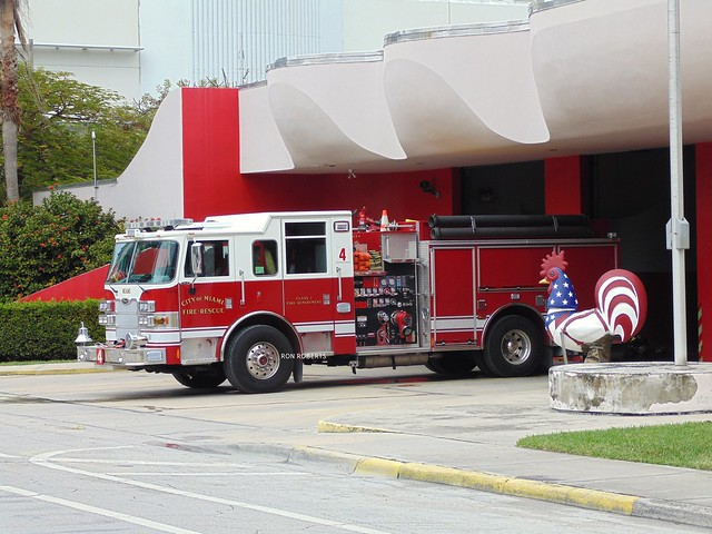 Miami Engine 4 and giant cock