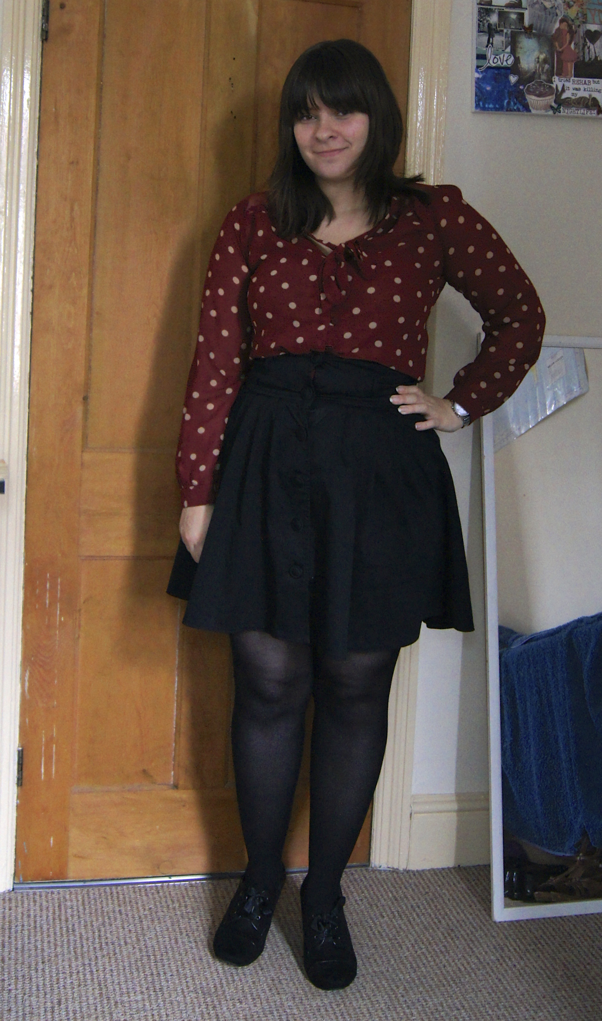 Outfit post: Is it Autumn?