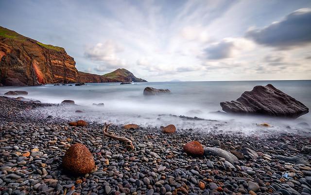 Lava Beach, Madeira
