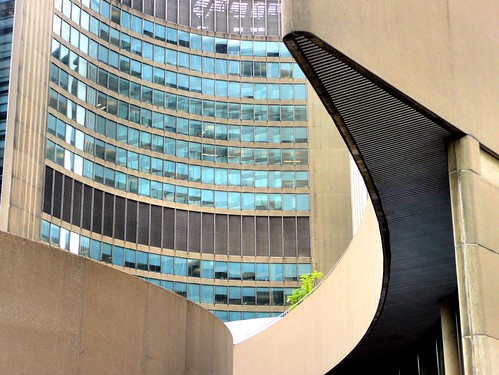 Toronto City Hall, Nathan Phillips Square | by duaneschermerhorn