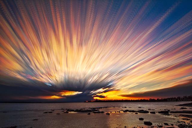 Cloud Beams
