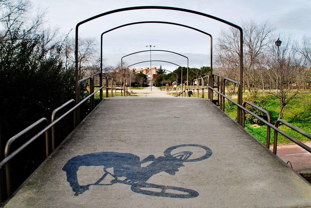 Dosjotas Plan Mejora Paisaje Urbano De Usera Puentes Circ Flickr