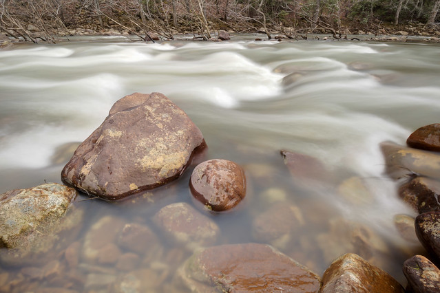 East Fork Obey River, Fentress County, Tennessee 1