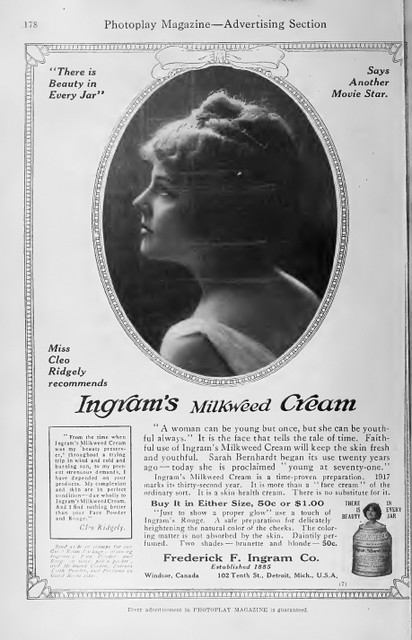 Photoplay Covers and Advertisements