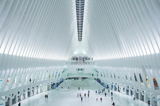 Oculus World Trade Center New York City   by Anthony Quintano