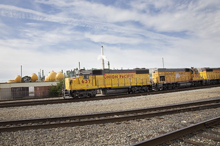 Union Pacific Train | by facesoffracking
