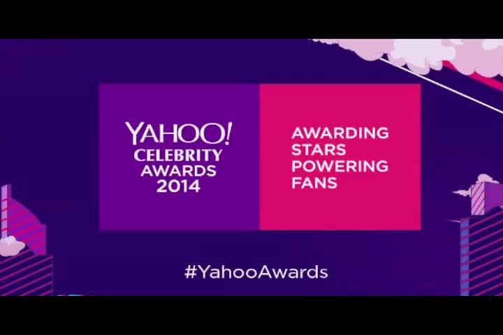 Yahoo Celebrity Awards 2014 - Celebration Night