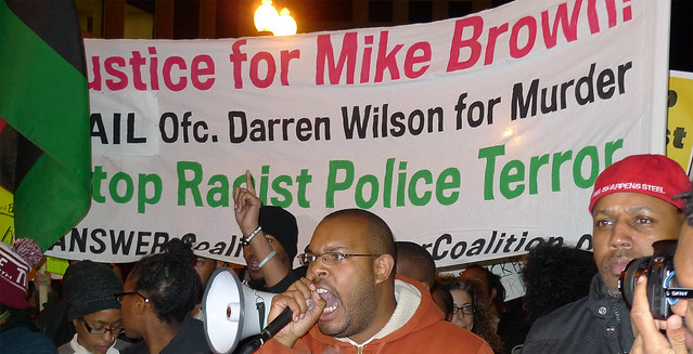 DC March for Mike Brown