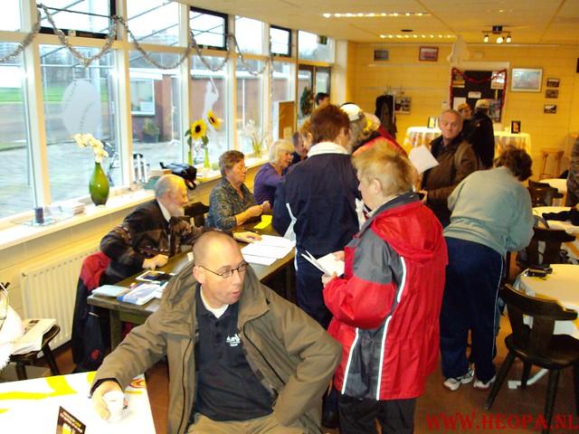 12-12-2009    Winterwandeling  De Bilt 25 Km  (1)