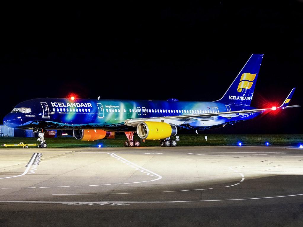 Icelandair | Boeing 757-256(WL) | TF-FIU
