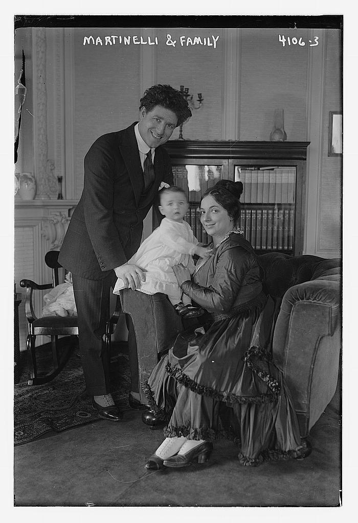 Martinelli & family (LOC)