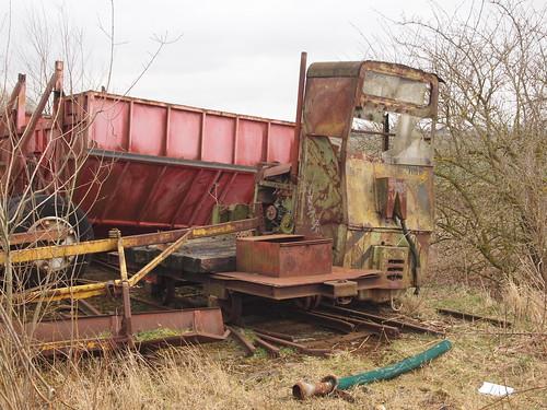 Crowle & Thorne Moors Peat Railway | by angus.townley
