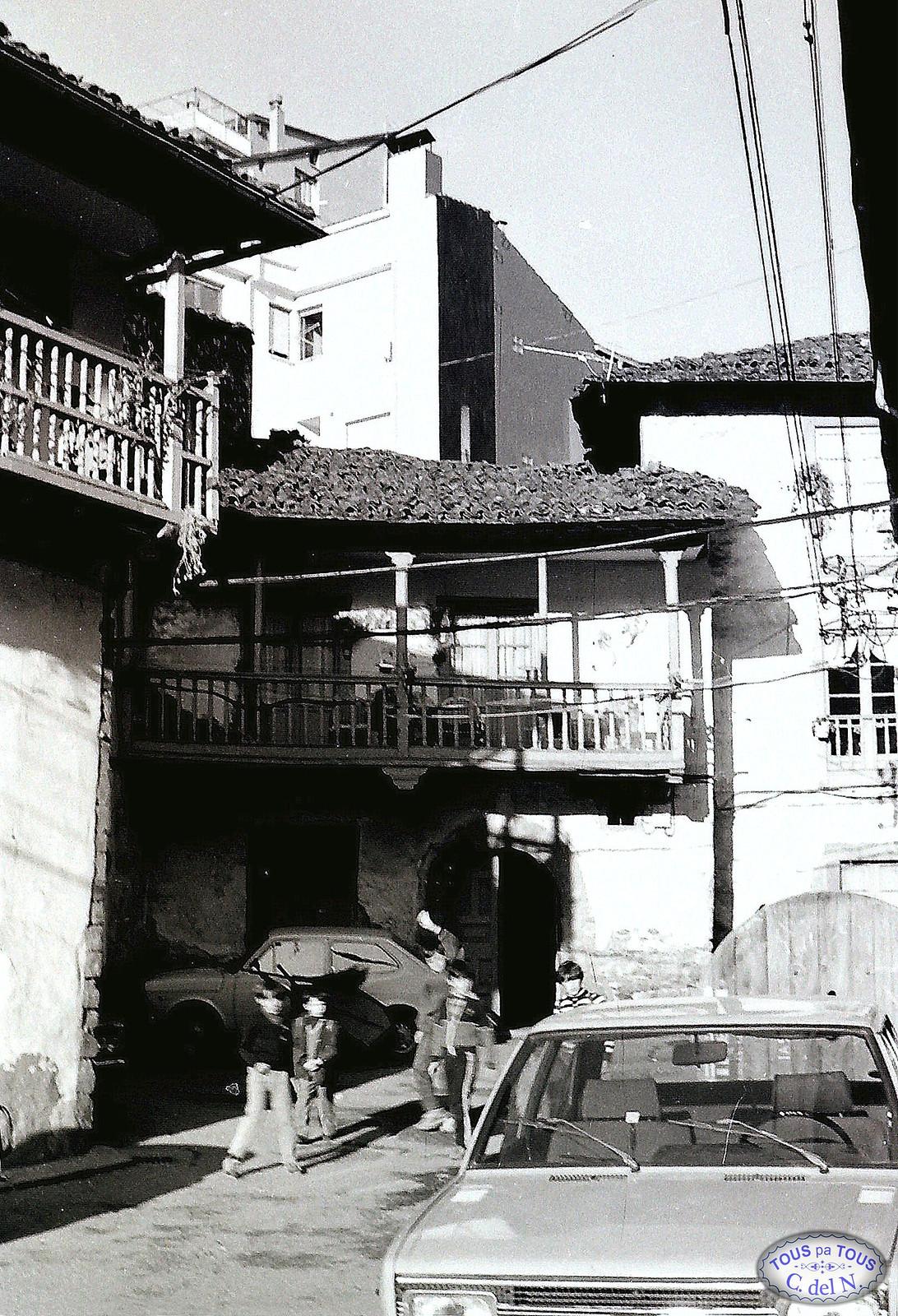 1985 - Calle de Los Puentes