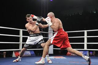 13/02/2015 Week 5Group B Match Rafako Hussars Poland vs Italia Thunder   by World Series Boxing