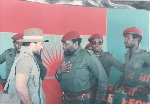 Jonas Savimbi   by amaah