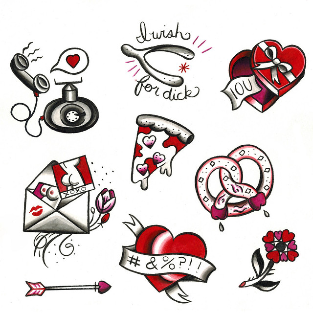 valentine's flash sheet  a photo on flickriver