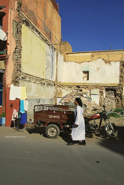 Marrakech's outskirts