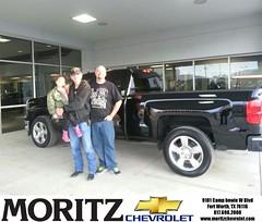 Moritz Chevrolet Fort Worth Texas Customer Reviews Dealer Testimonials -Billy Devenport