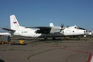 RA-30006. An-30. MAUS. BKA.