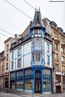 Immeuble Génin-Louis