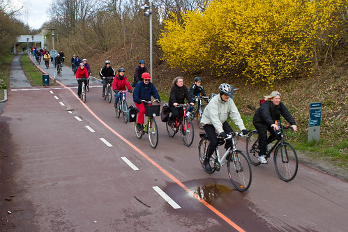Cycle Super Highways to generate more cyclists in Greater Copenhagen Area