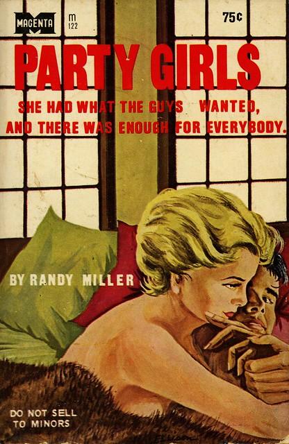 Magenta Books M122 - Randy Miller - Party Girls