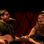 Mon, 02/02/2015 - 8:15pm - The Lone Bellow at Rockwood Music Hall 2.2.15 Photo By: Jim O'Hara