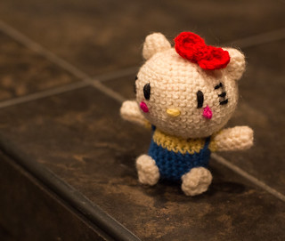Hello Kitty Amigurumi | by Terriko