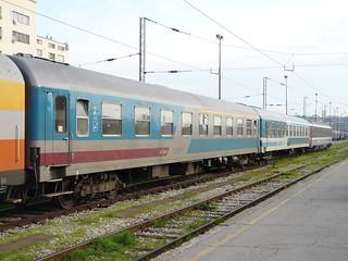 Slovenske železnice  - ABl car (18.04.2010)