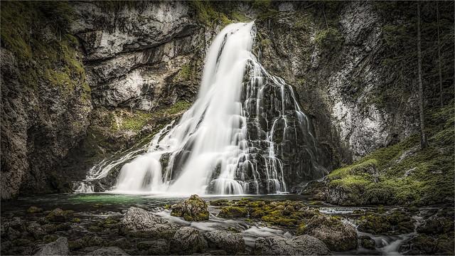 _DSC6542 Golling Wasserfall - Salzburger Land / Austria