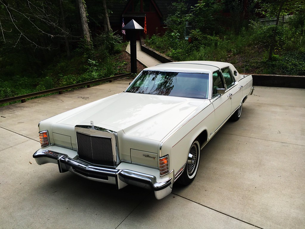 1979 Lincoln Continental Town Car | just purchased   56k mil