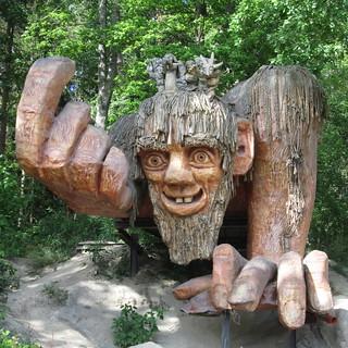 Beware of the Troll | by John Spooner