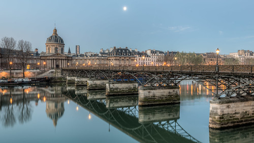 Pont des Arts | by <DXR>