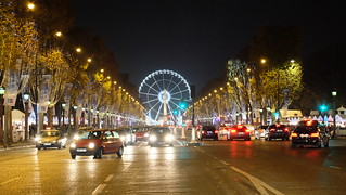 Champs Elysees | by AcidZero