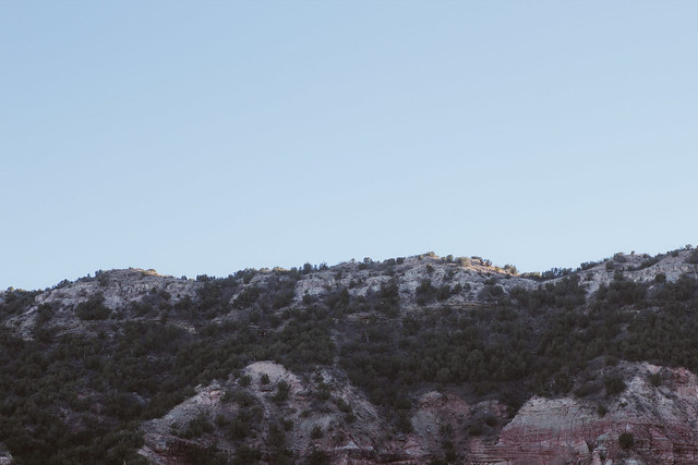 Palo Duro Canyons
