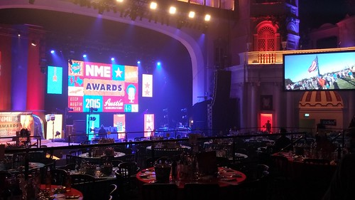 Pilot FriXion at NME Awards 2015 with Austin Texas | by Pilot Pen UK