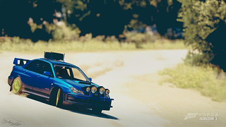 Rally STI | by ScoobyWagon (Video Games)