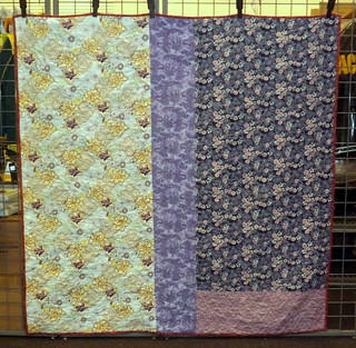 3xS Completed Quilt Back   by Grey Cat Quilts