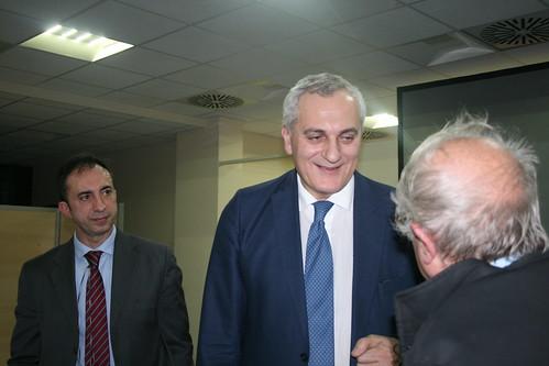 Visita dell'europarlamentare Nicola Caputo | by futuridea